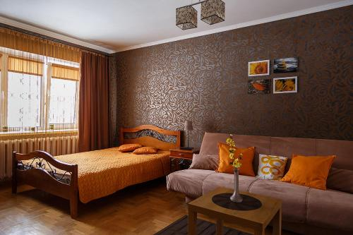 Hotel Pictures: Apartment on Tsaryuka Street, Baranavichy