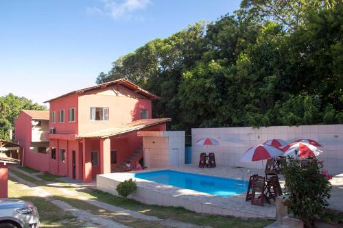 Hotel Pictures: Pousada Corais, Mata de Sao Joao