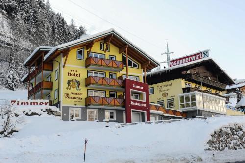 Hotelfoto's: Hotel Posauner, Sankt Veit im Pongau