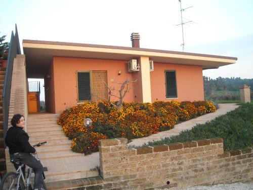 Villa San Nicola Strada Di San Nicola  Pesaro