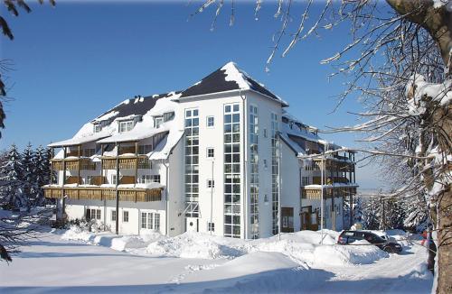Hotel Pictures: , Kurort Bärenburg