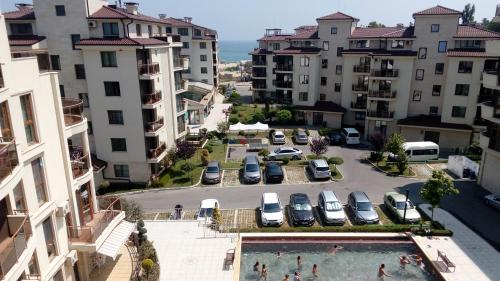 Hotel Pictures: Al Rial Beach Apartments, Shkorpilovtsi