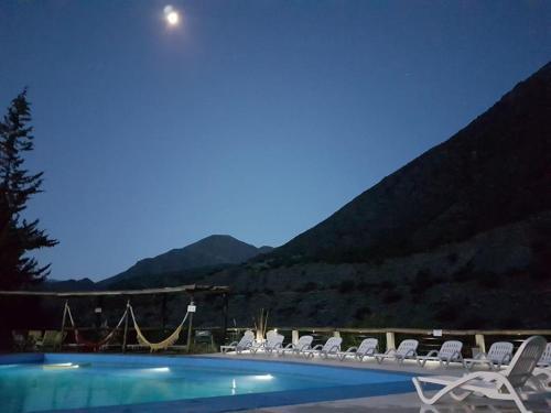 Foto Hotel: Pueblo Del Rio Mountain Lodge & Spa, Potrerillos
