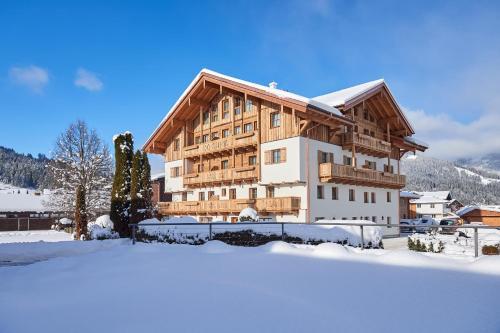 Hotellikuvia: Rainerhof, Flachau