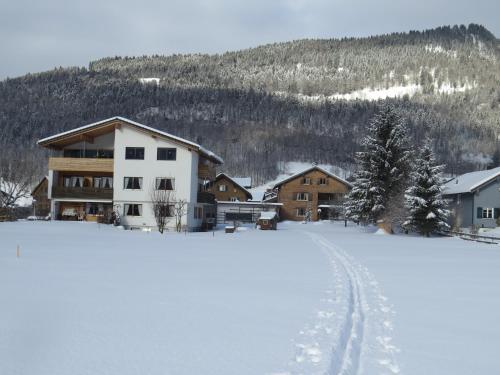 Zdjęcia hotelu: Appartement Isabella und Elisabeth, Bezau