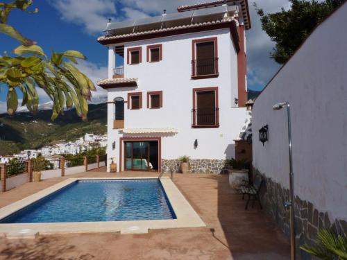 Hotel Pictures: Casa La Posada, Canillas de Albaida