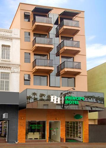 Hotel Pictures: Príncipe Hotel, Joinville