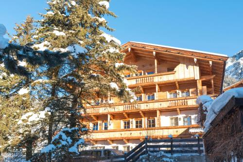 Hotellikuvia: Aparthaus Sonnenhof, Alpbach