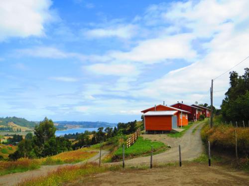 Hotel Pictures: Casas en Chiloé, Putemún