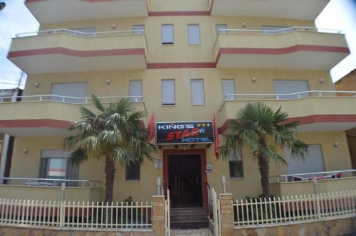 Φωτογραφίες: King's Star ApartHotel, Velipojë