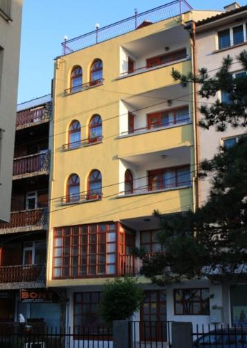 Hotellbilder: Guesthouse Lebed, Primorsko