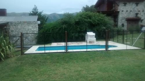 ホテル写真: Cabañas Luna Serena, Villa Giardino