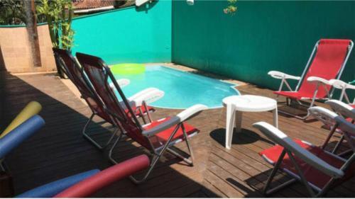 Casa de praia na Ilha da Gipóia