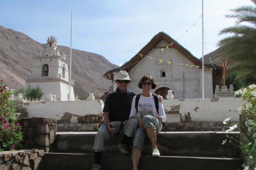 Hotel Pictures: Cabañas Turisticas Guañacagua Valle de Codpa, Codpa
