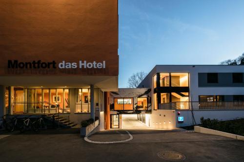 酒店图片: Montfort - das Hotel, 费尔德基希