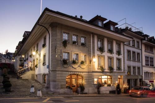 Hotel Pictures: Hôtel Restaurant au Sauvage, Fribourg