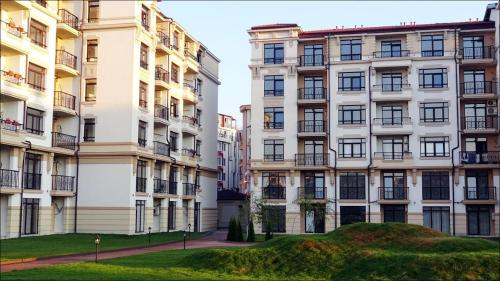 Hotelbilleder: Aivazovsky Park Apartments, Pomorie