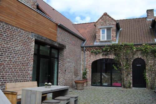 ホテル写真: De Sjeiven Dorpel, マースアイク