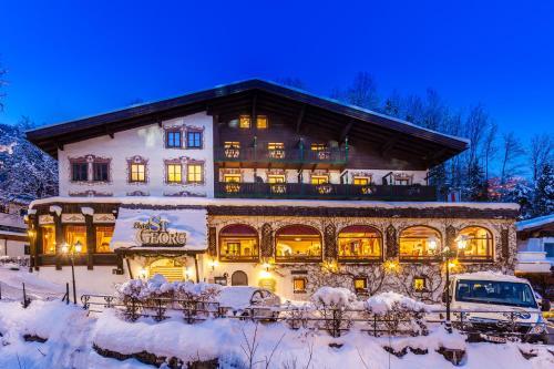 ホテル写真: Hotel St. Georg, ツェル アム ゼー