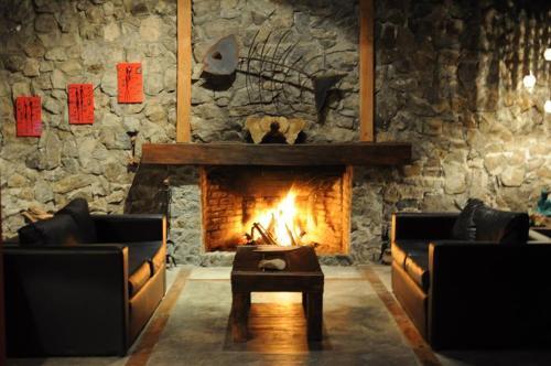 Hotelbilleder: Hosteria Las Pitras, Epuyén