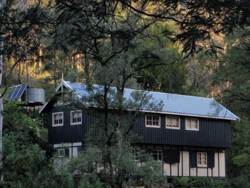酒店图片: Walhalla Coach House, 沃尔哈拉