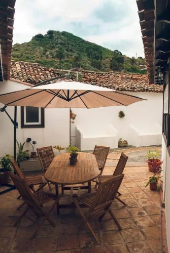 Hotel Pictures: Casa Rural El Palmar, Vallehermoso