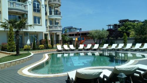 Fotos de l'hotel: Apartments Mellia, Ravda