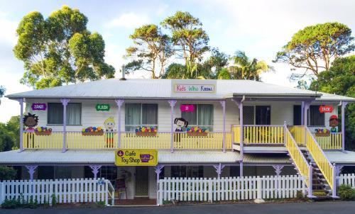 Hotelbilleder: Kids Who Know House, Mount Tamborine