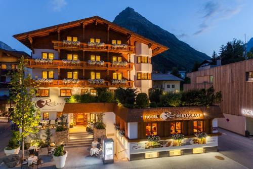 Foto Hotel: Superior Hotel Rössle, Galtür