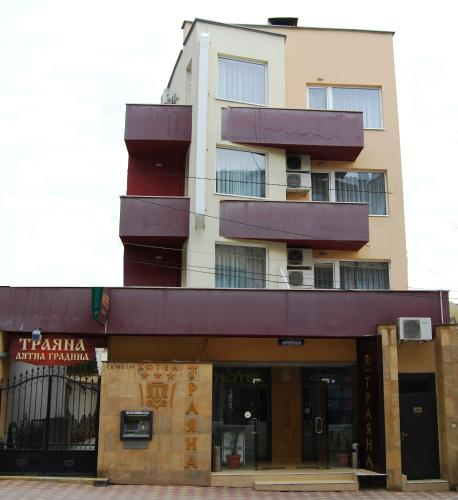 Hotellikuvia: Hotel Trayana, Stara Zagora