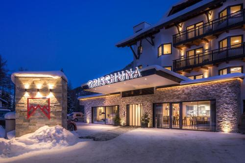 Fotografie hotelů: Hotel Grischuna, Sankt Anton am Arlberg