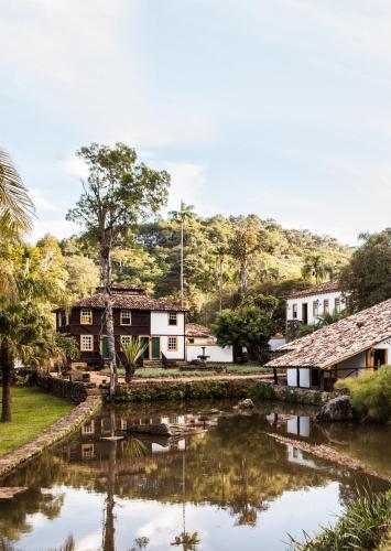 Hotel Pictures: Fazenda do Tanque, Santana dos Montes