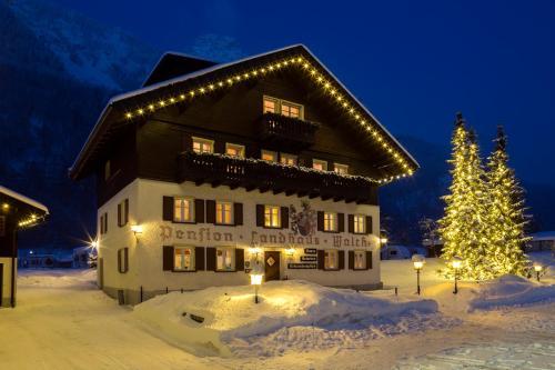ホテル写真: Walch's Camping & Landhaus, Braz