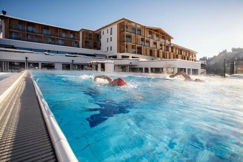 酒店图片: Sportresort Hohe Salve, Hopfgarten im Brixental