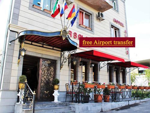Zdjęcia hotelu: , Erywań
