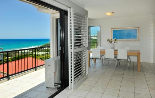 Zdjęcia hotelu: 6/8 Park Cres - Great Ocean Views, Sunshine Beach