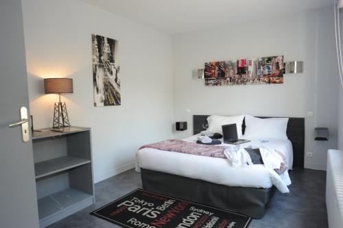 Hotel Pictures: Hôtel Akena HF, Limoges