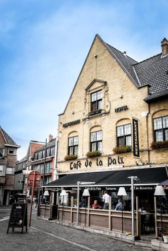 Fotografie hotelů: Hotel De La Paix, Poperinge