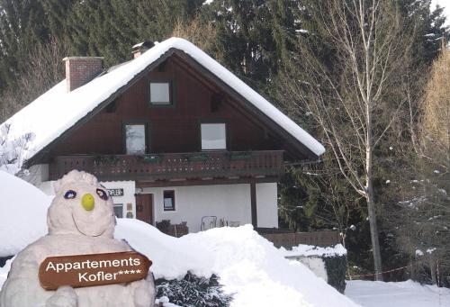 Hotel Pictures: Appartements Kofler, Pruggern