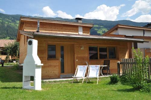 Φωτογραφίες: Ferienhaus Chalet Zillertal, Aschau