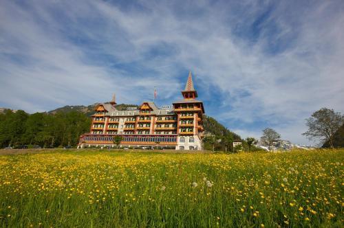 Hotel Pictures: , Flüeli