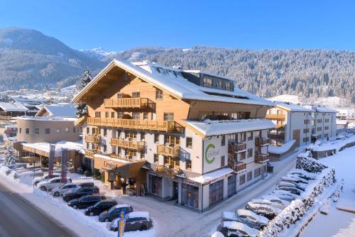 Hotellikuvia: Ferienanlage Central, Flachau