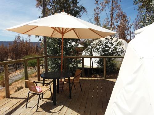 Hotel Pictures: Grado8punto8 Glamping Valle de Los Artistas, Lolol