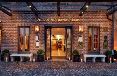 Hotel Pictures: Hotel Die Sonne Frankenberg, Frankenberg