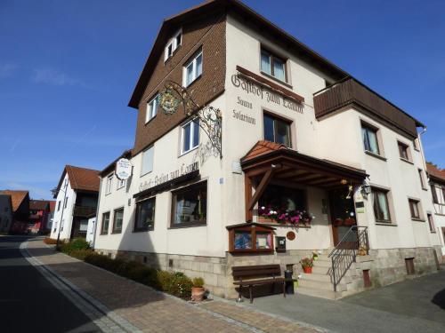 Hotel Pictures: Gasthof Zum Lamm Pension, Bischofsheim an der Rhön