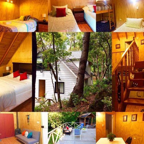 Hotel Pictures: Cabañas Los Lleuques, Chillán