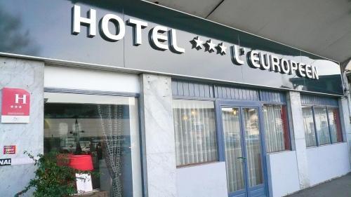 Hotel Pictures: Hôtel L'Européen, Tarbes