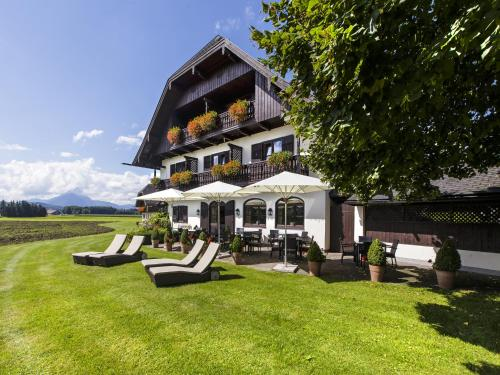 酒店图片: Friesachers Aniferhof, 阿尼夫