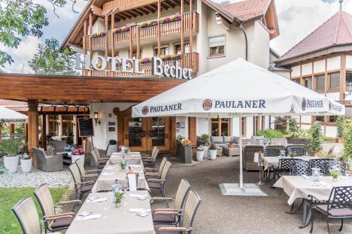 Hotel Pictures: Gästehaus Becher, Donzdorf