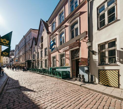 Hotel Pictures: Merchants House Hotel, Tallinn